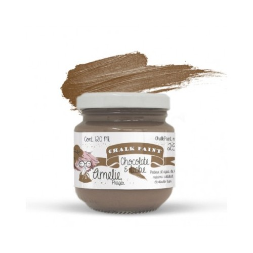 AMELIE CHALKPAINT 29 CHOCOLATE CON LECHE