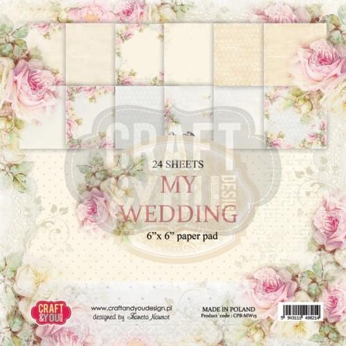 "Colección ""My Wedding"" 12""x12"""