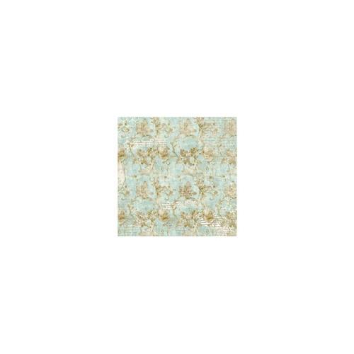 Rice Paper A3 Napkin Wonderland Floral - Stamperia