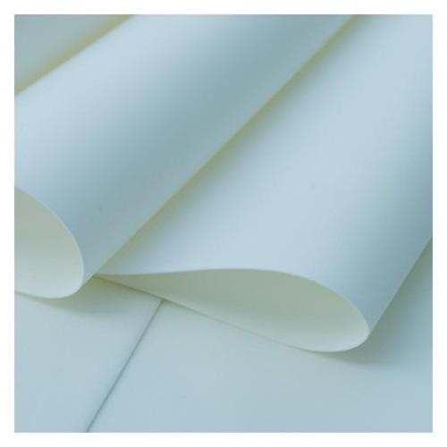 Foamiran plancha de  30x35 - Ivory