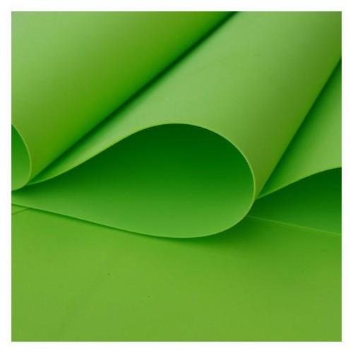 Foamiran plancha de  30x35 - Apple Green