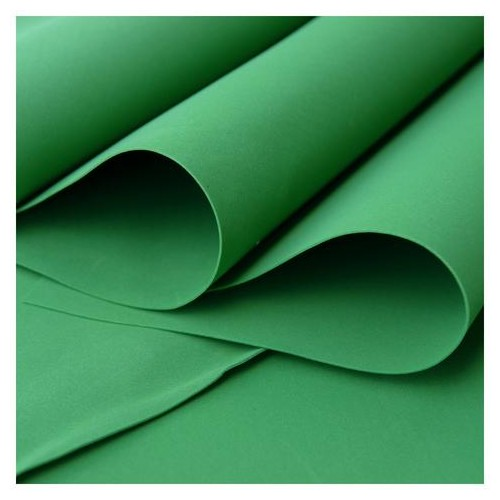 "Foamiran color ""verde oscuro"""