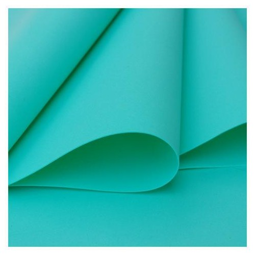 "Foamiran color ""menta"""