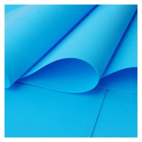 """Foamiran color """"azul cielo"""""""