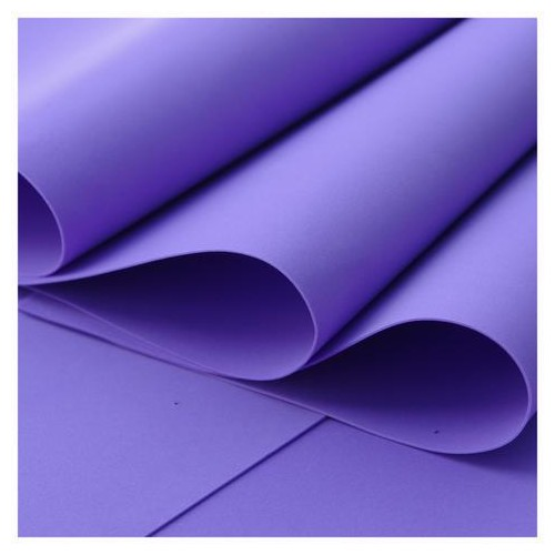 "Foamiran color ""púrpura"""