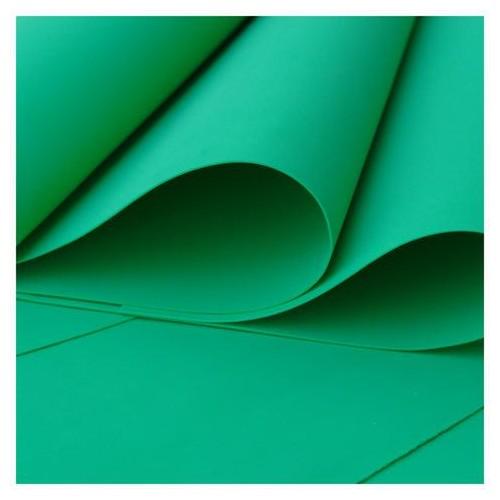 """Foamiran color """"hierba verde"""""""