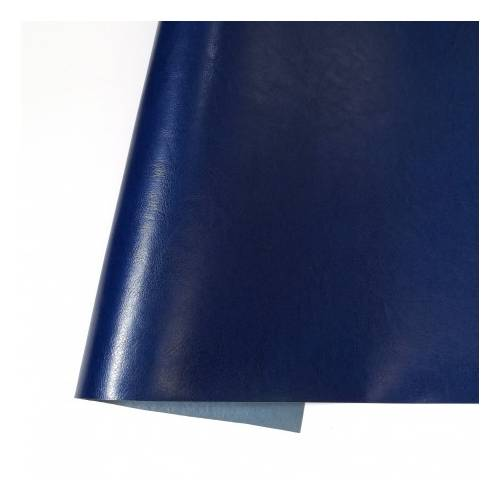 Ecopiel satinada- Azul Marino- 35x50 cm - Kora Projets