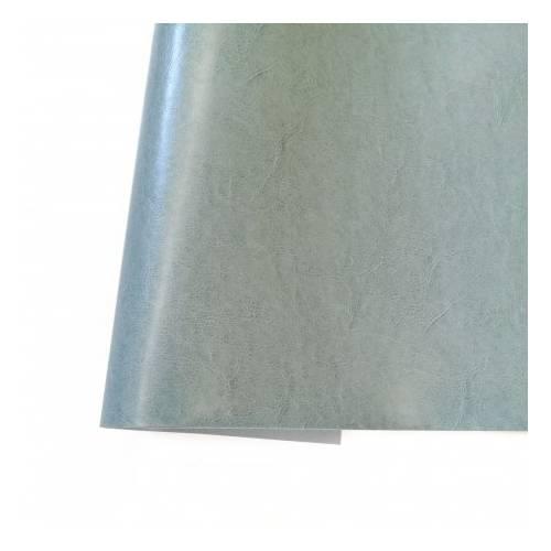 Ecopiel  satinada - Verde Laurel 35x50 cm-Kora Projets