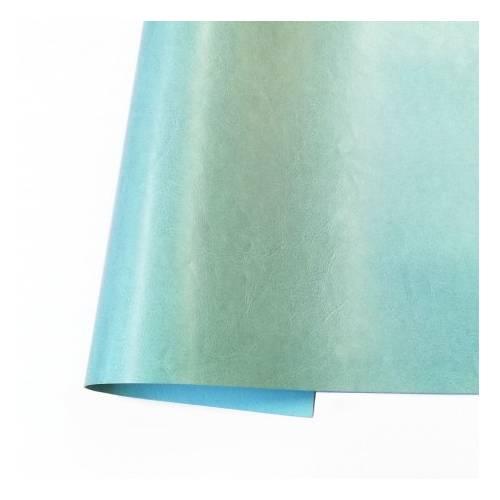 Ecopiel satinada - Verde Pastel- 35x50 cm-Kora Projets