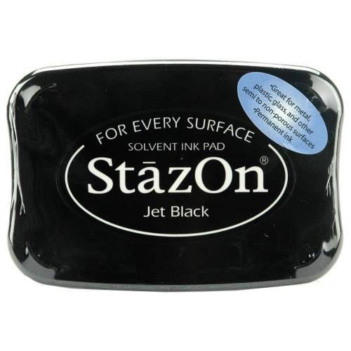 Tampom  Stazon JET BLACK