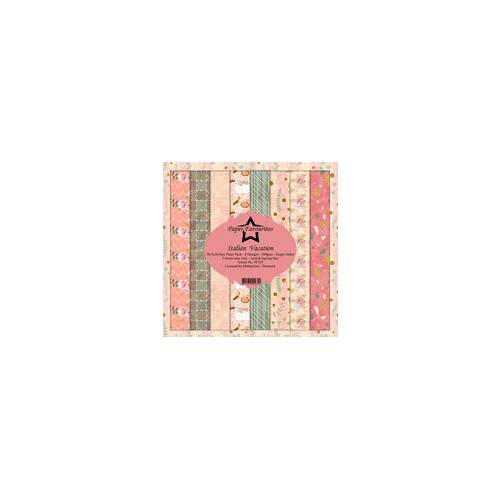 "Kit de papeles Italian Vacation 12x12""- Paper Favourites"