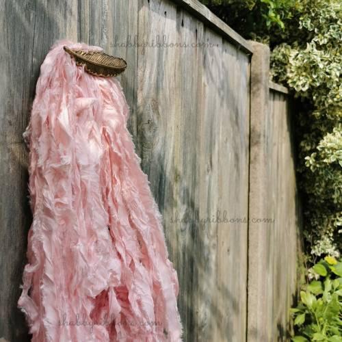 Shabby Ribbon color Rosa claro