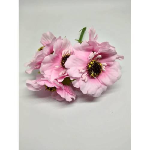 Ramillete de flores rosas