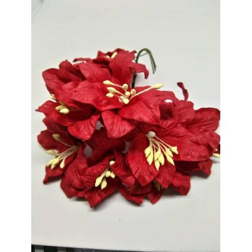 Ramillete flor de Navidad