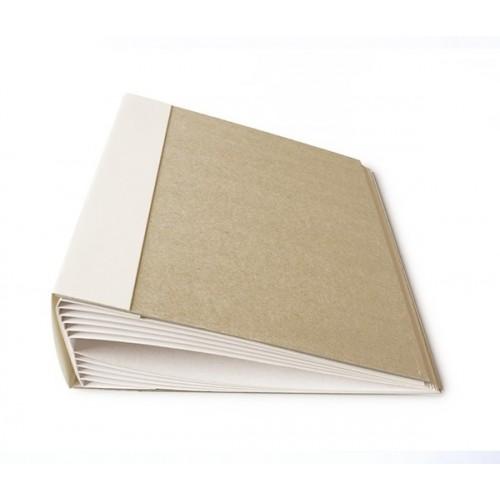 Blank photoalbum 20cm x 20cm