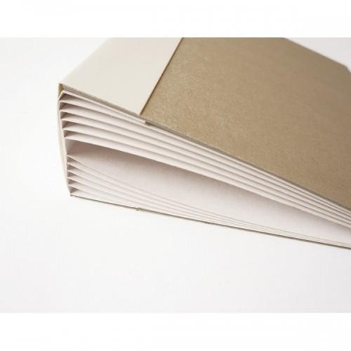 Blank photoalbum 15cm x 23cm