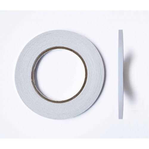 Double-sided adhesive transparent tape 6 mm