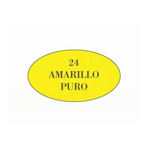 PINTURA ACRILICA ARTIS COLOR  AMARILLO PURO 60 ML