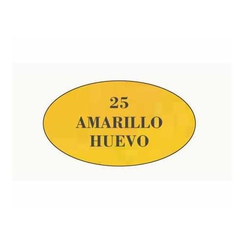 PINTURA ACRILICA ARTIS COLOR  AMARILLO HUEVO 60 ML