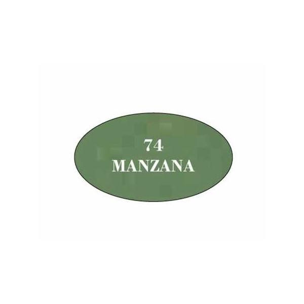 PINTURA ACRILICA ARTIS COLOR MANZANA 60 ML