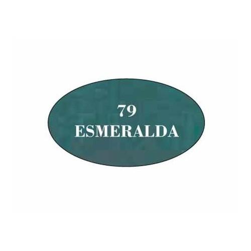 PINTURA ACRILICA ARTIS COLOR ESMERALDA  60 ML