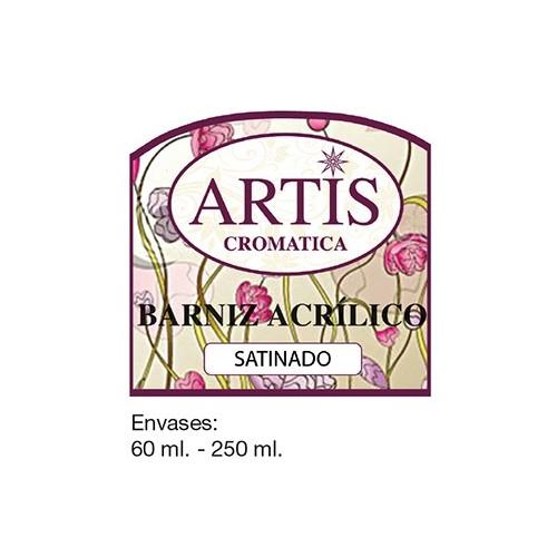 Barniz Acrílico Satin - 250 ml