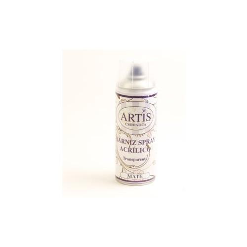 Barniz Spray Acrílico Mate 450 ml